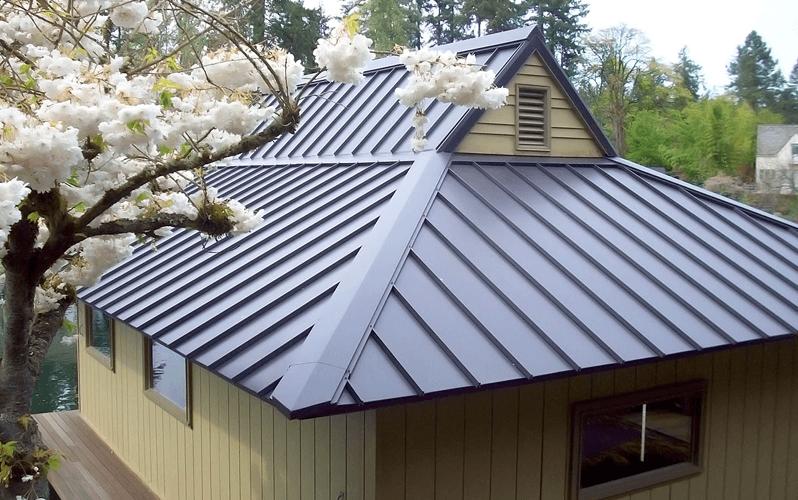 Long Run Roofing